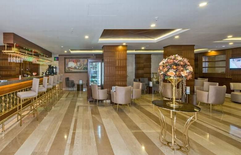 Bekdas Hotel Deluxe - Bar - 63