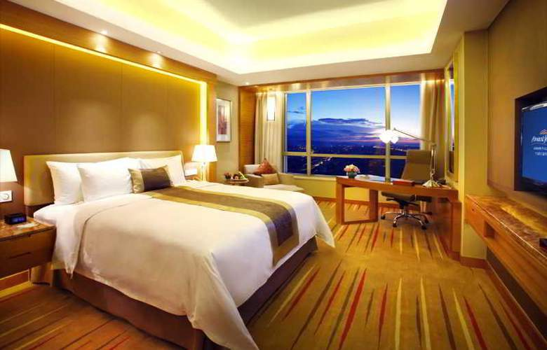 Howard Johnson Sunshine Plaza Ningbo - Room - 5