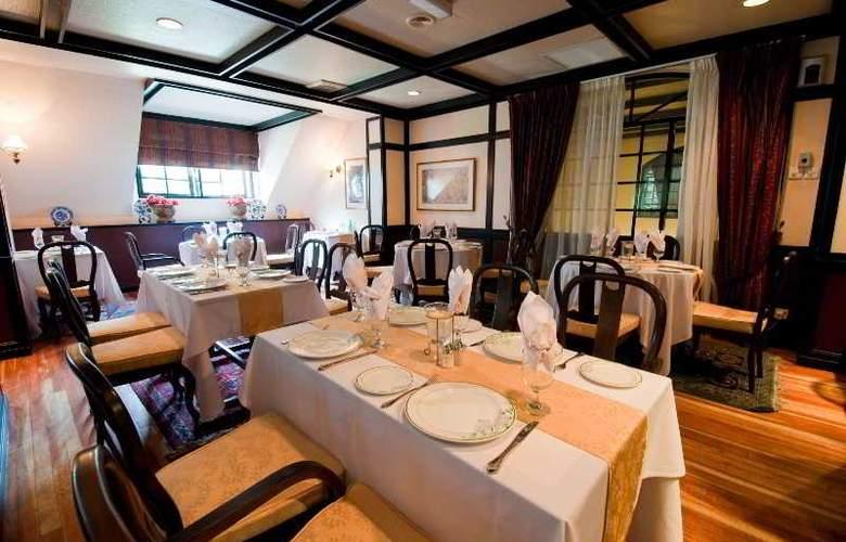 Strawberry Park Resort Cameron Highlands - Restaurant - 14