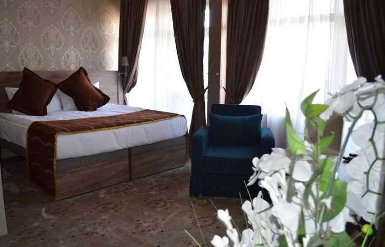 Nobel Hotel Ankara - Room - 2