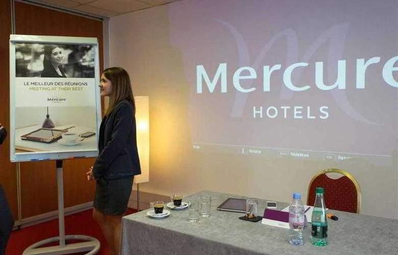 Mercure Thalassa Port Fréjus - Hotel - 37