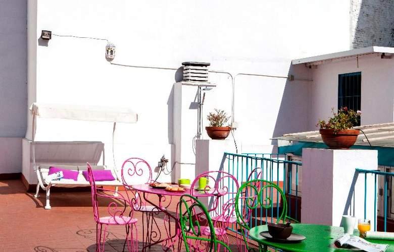 Casual Sevilla de las Letras - Terrace - 65