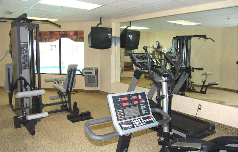 Best Western Plus Executive Inn Scarborough - Sport - 139