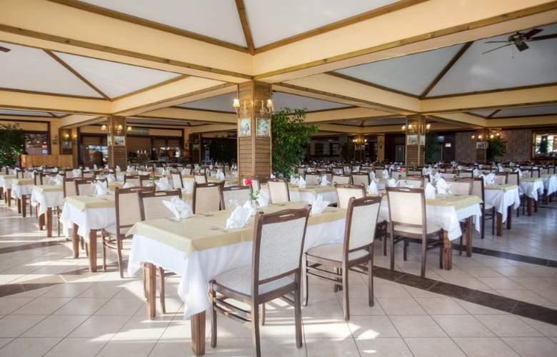Incekum Beach Resort - Restaurant - 9