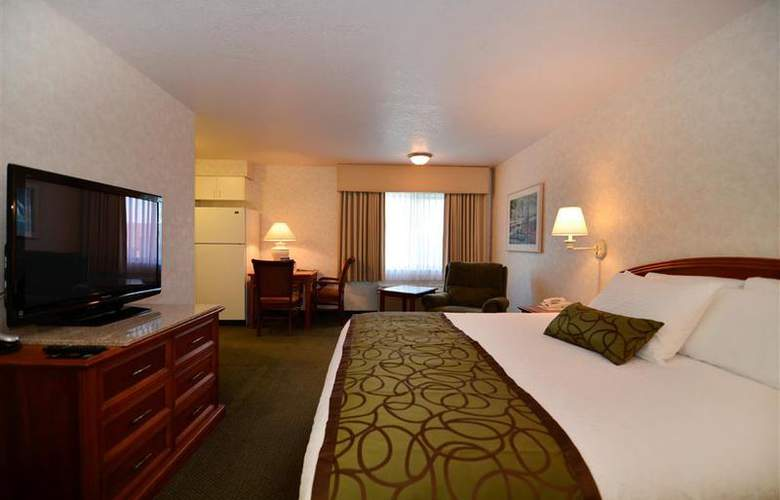Best Western Plus Twin Falls Hotel - Room - 131