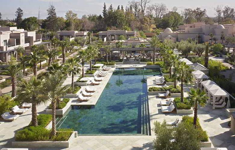 Four Seasons Resort Marrakech - Pool - 15
