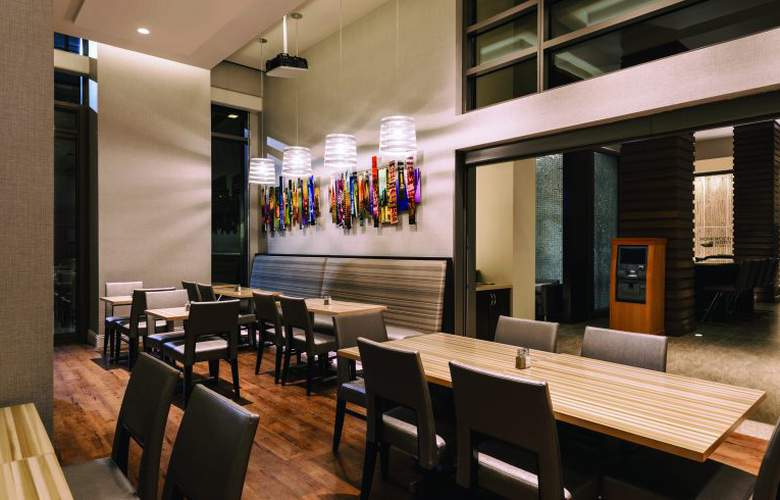 Homewood Suites Midtown Manhattan - Restaurant - 25