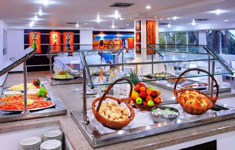 Cartagena Plaza - Restaurant - 11