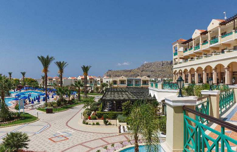 Lindos Princess Beach - Hotel - 7
