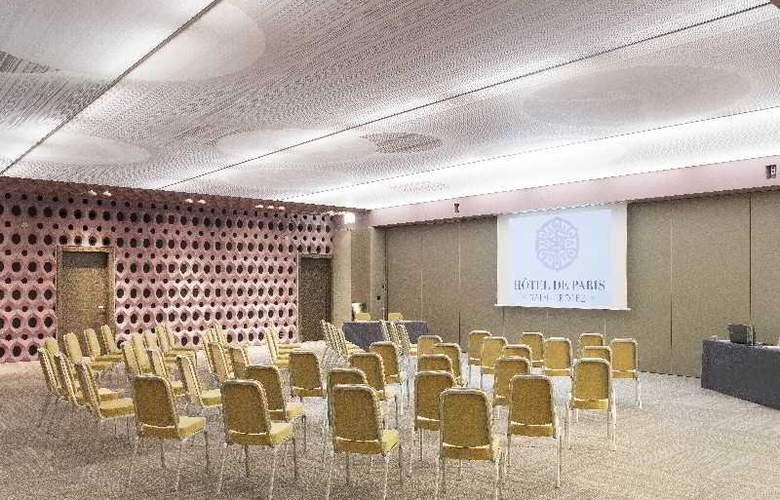 Hotel de Paris Saint Tropez - Conference - 11