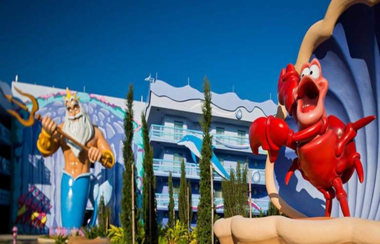 Disney's Art of Animation Resort - Hotel - 4
