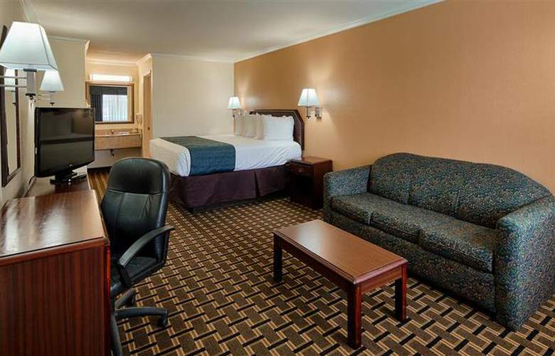 Best Western Garden Inn - Room - 35