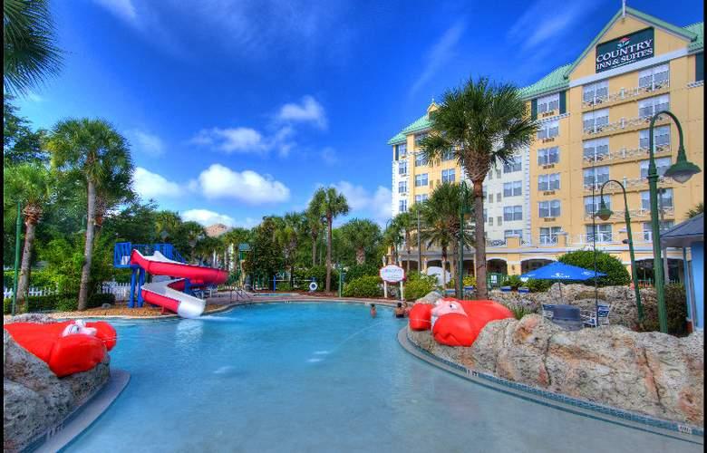 SpringHill Suites Orlando Kissimmee - Pool - 0