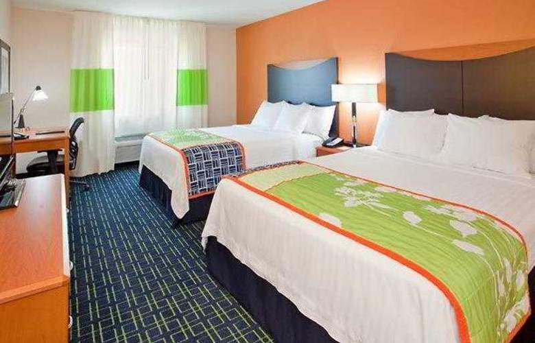 Fairfield Inn & Suites Houston I-45 North - Hotel - 0