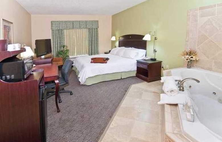 Hampton Inn Livingston - Hotel - 0