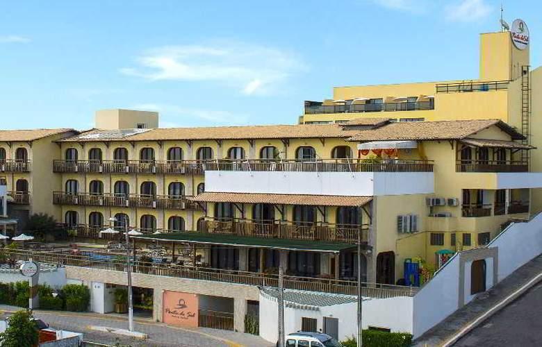 Ponta Do Sol Praia Hotel - Terrace - 25