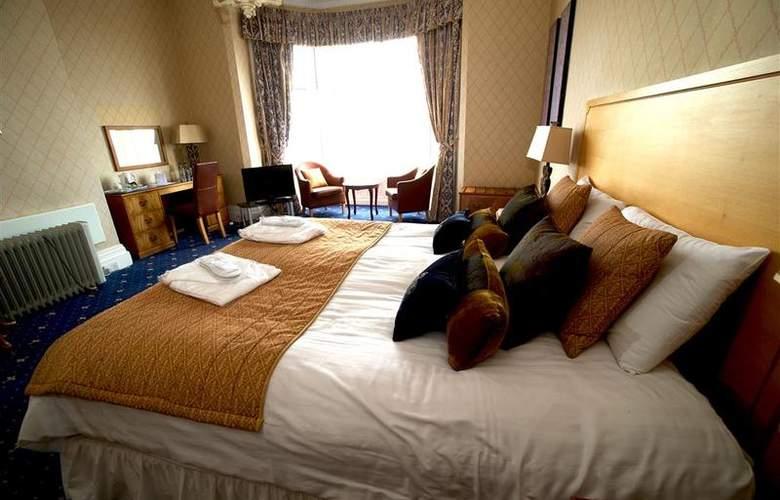 Best Western Glendower - Room - 110
