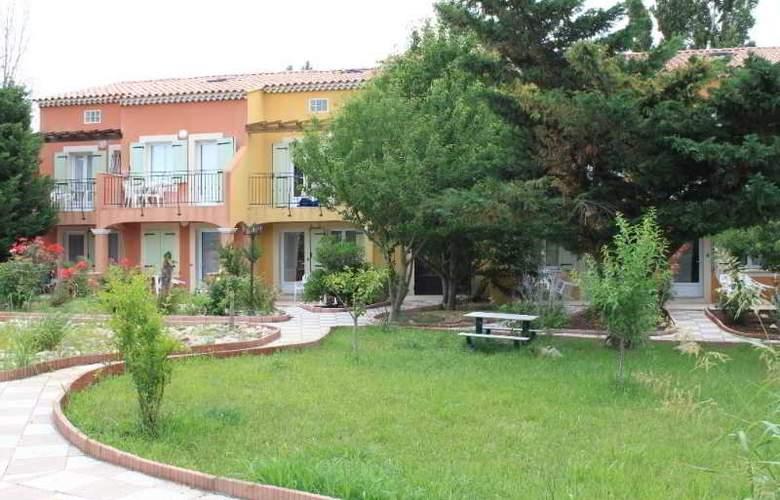 Court Inn Aqua - Terrace - 7