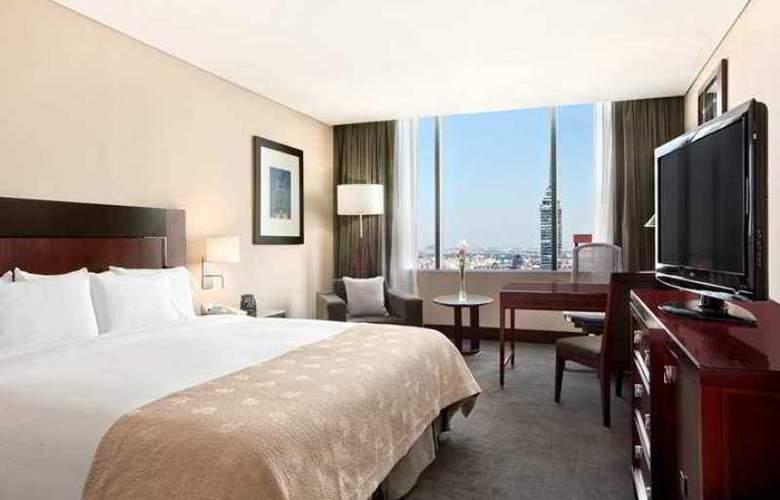 Hilton Mexico City Reforma - Hotel - 12