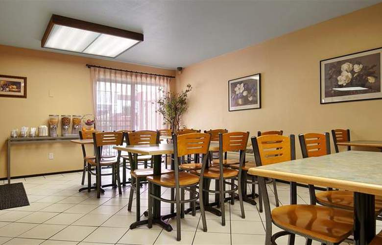 Best Western Plus Inn Of Hayward - Hotel - 6