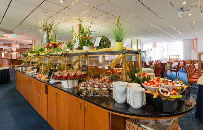 Novina Sudwestpark Hotel - Restaurant - 17