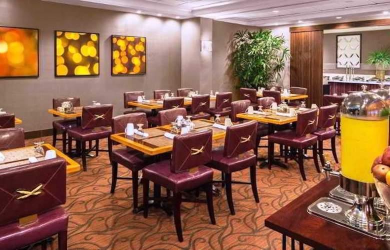 Hilton Suites Atlanta Perimeter - Restaurant - 9