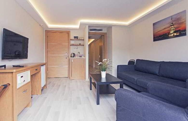 Waw Hotel Galataport - Room - 4