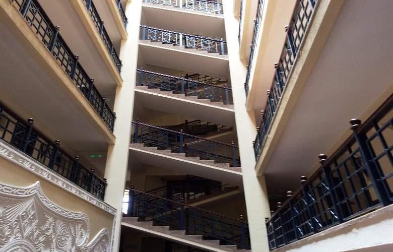 The Heron Portico - Hotel - 9