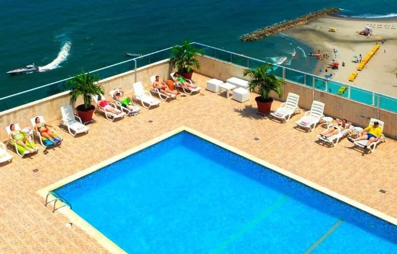 Cartagena Plaza - Pool - 8