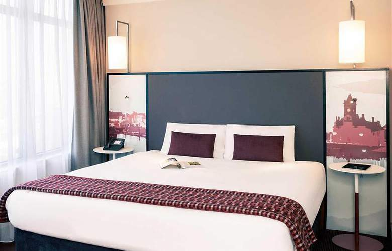 Mercure Cardiff Holland House Hotel and Spa - Room - 0
