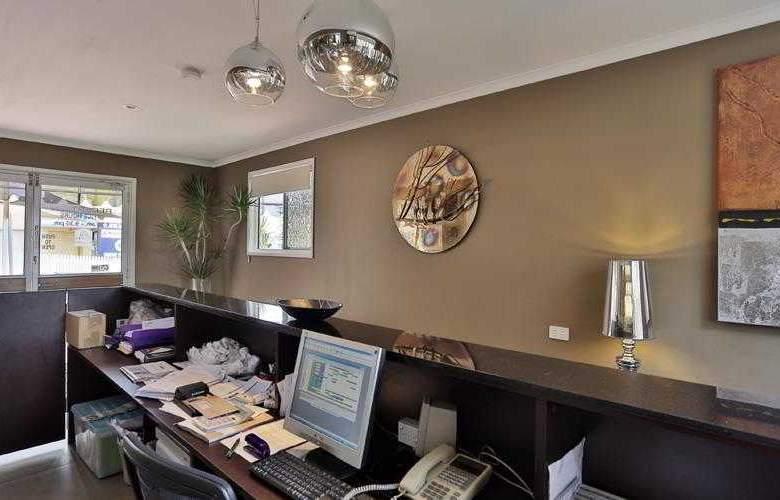 BEST WESTERN Kimba Lodge Motel - Hotel - 46