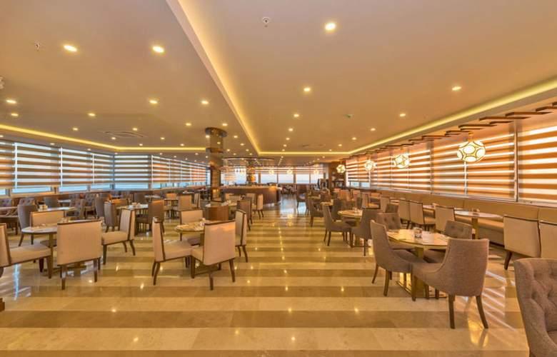 Bekdas Hotel Deluxe - Restaurant - 88