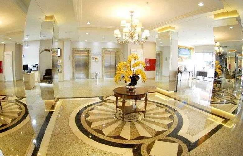 Best Western Hotel Taroba Express - Hotel - 23