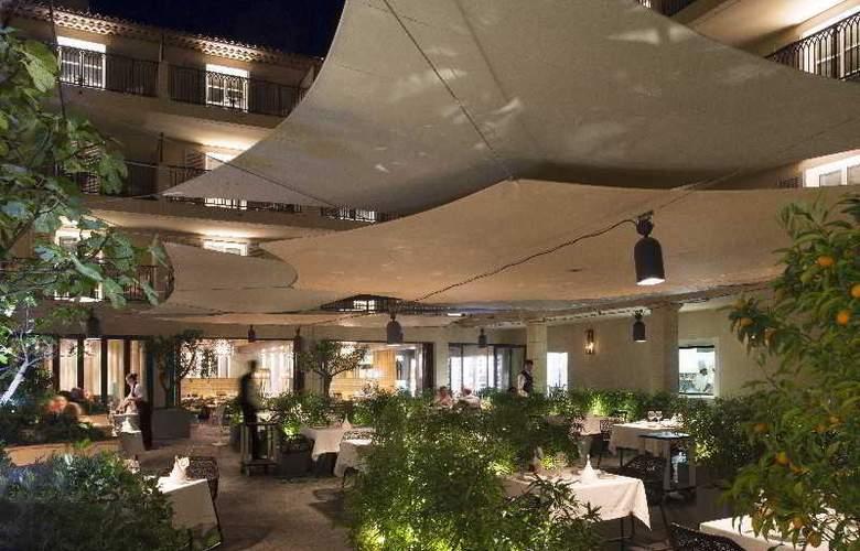 Hotel de Paris Saint Tropez - Restaurant - 12