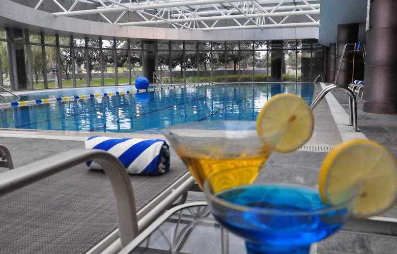 Le Meridien She Shan - Pool - 40