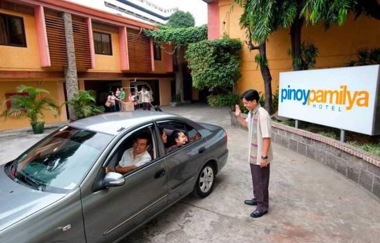 Pinoy Pamilya Hotel - Hotel - 3