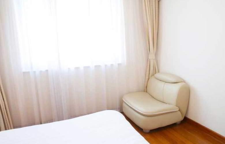 Yopark Serviced Apartment Yanlord Riviera Garden - Room - 4