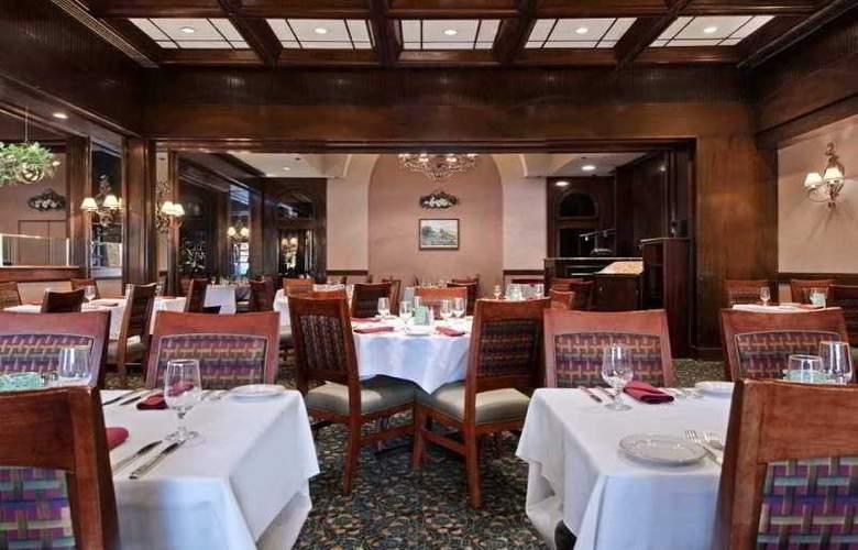 HIlton Philadelphia Airport - Restaurant - 14