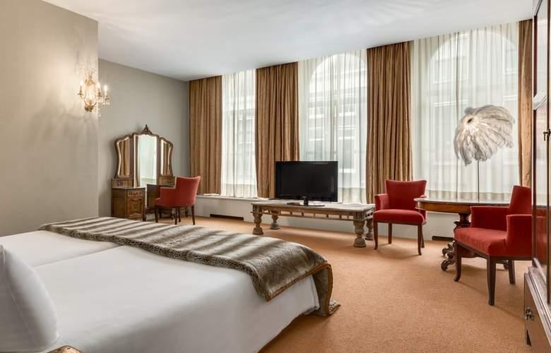 NH Groningen Hotel de Ville - Room - 9