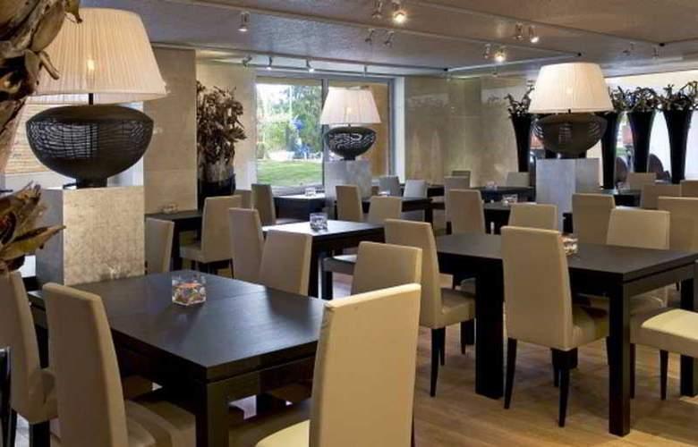 Divani Apollon Suites - Restaurant - 4