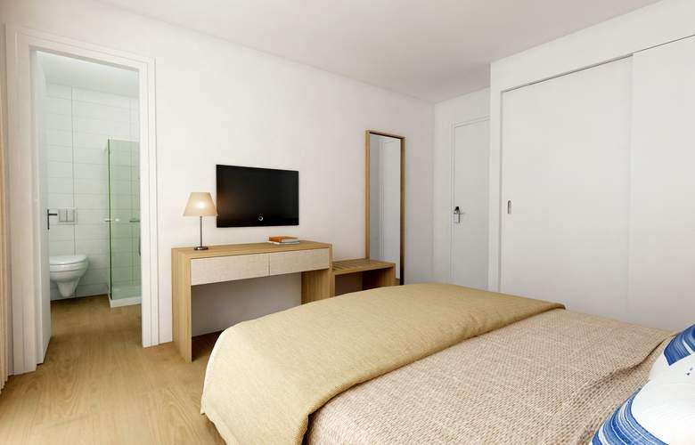Romantic Hotel - Room - 7