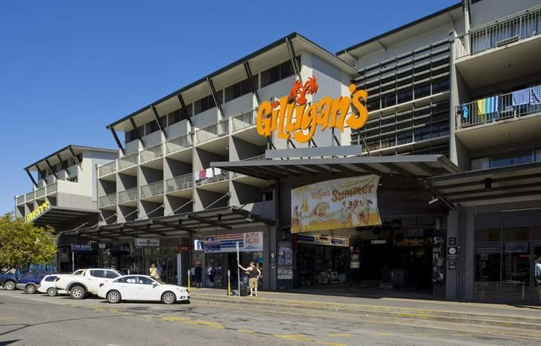 Gilligan's Backpackers Hotel & Resort Cairns - Hotel - 6