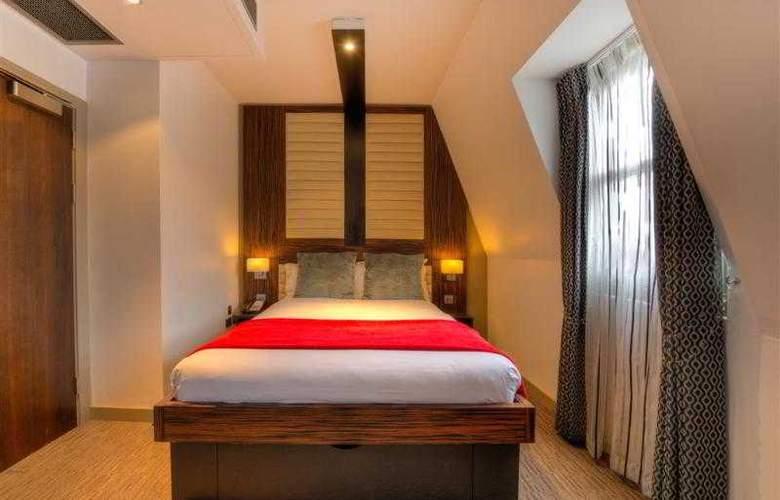 Best Western Maitrise - Hotel - 24