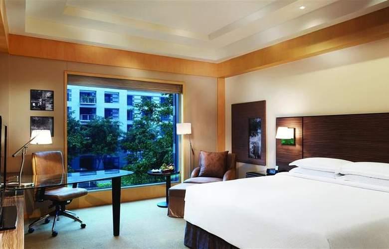 Grand Hyatt Mumbai - Hotel - 11