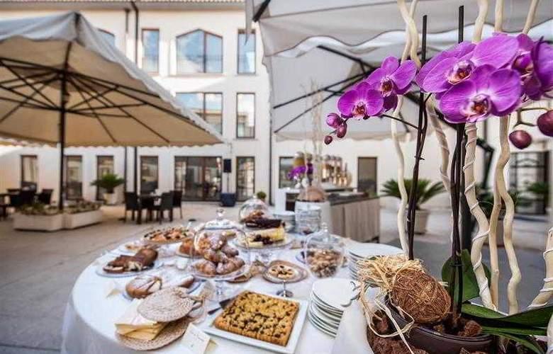 BEST WESTERN PREMIER Villa Fabiano Palace Hotel - Hotel - 64