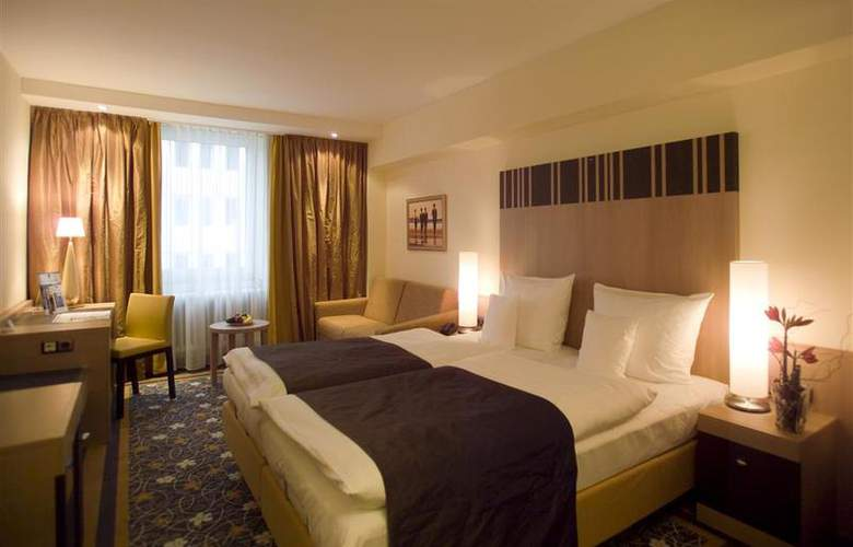 Best Western Hotel Domicil - Room - 64