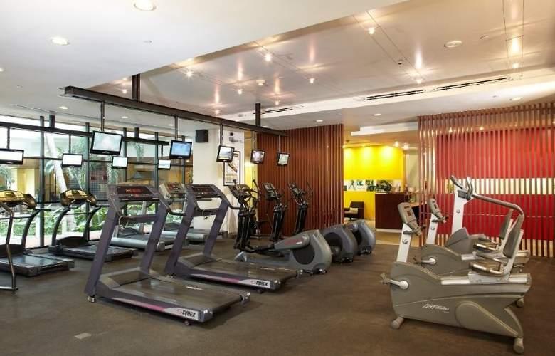 Chatrium Residence Bangkok-Sathon - Sport - 10