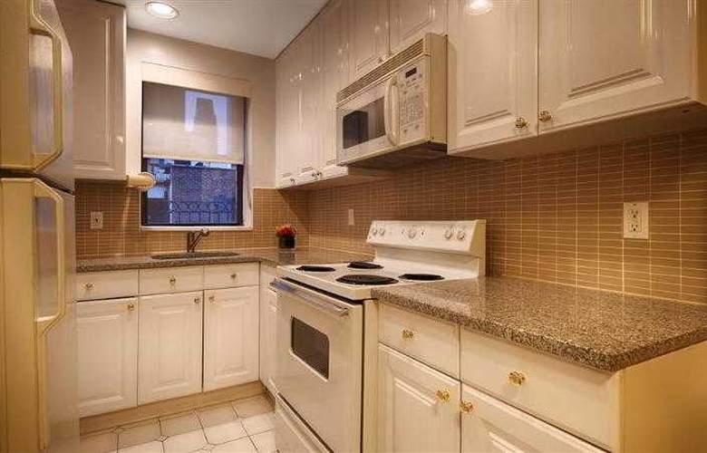 Best Western Plus Hospitality House - Apartments - Hotel - 44