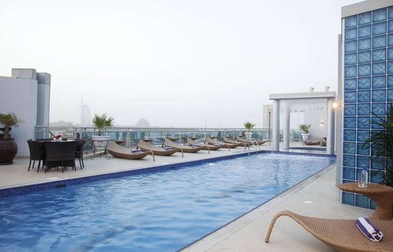 Holiday Inn Dubai Al Barsha - Pool - 3
