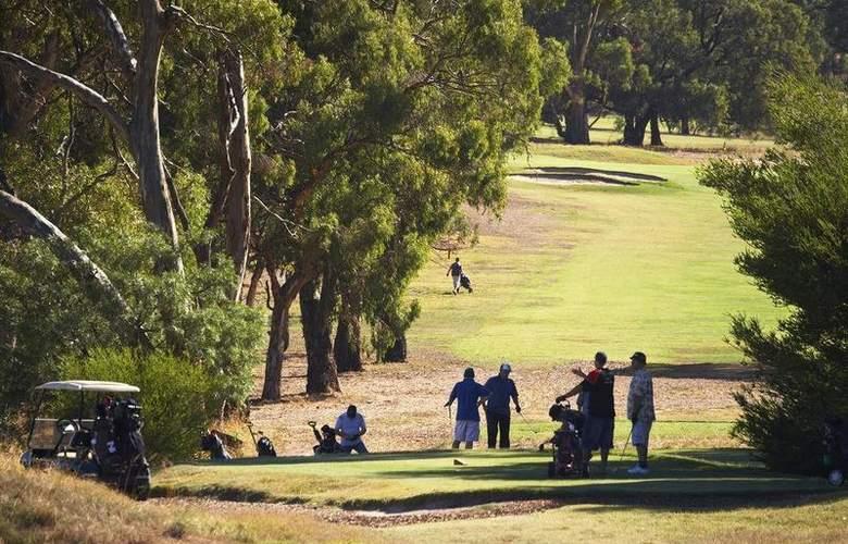 Novotel Barossa Valley Resort - Sport - 80